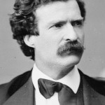 Mark Twain (Mathew Brady portrait)