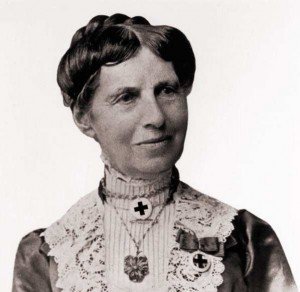 Freethought Almanac » Religion of Clara Barton