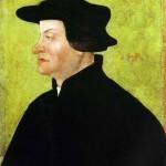 Huldrych Zwingli (in 1531)