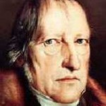 Georg W. F. Hegel