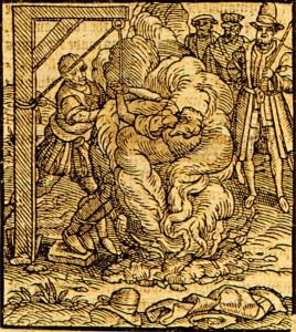 The Burning of John Oldcastle