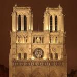 Cathédrale Nôtre-Dame de Paris