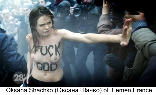 OksanaShachkoFuckGod