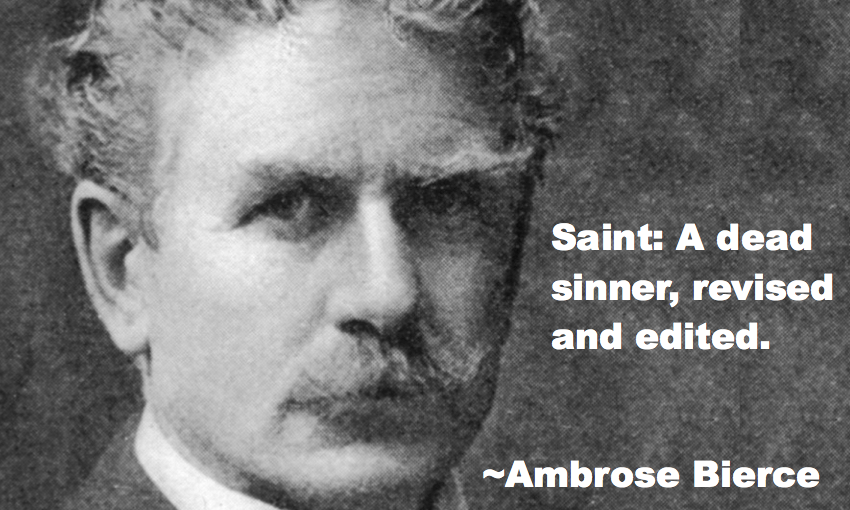 AmbroseBierce-Saint