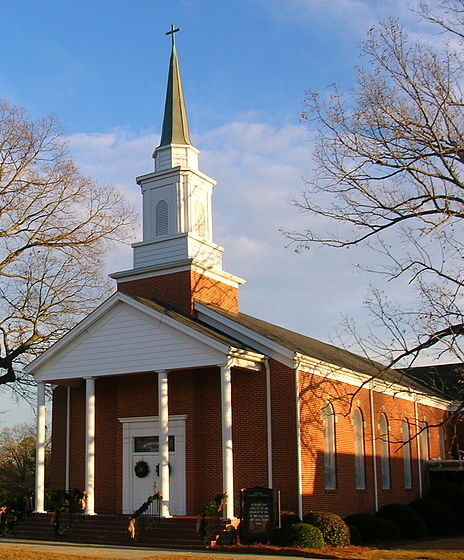 Church-Baptist