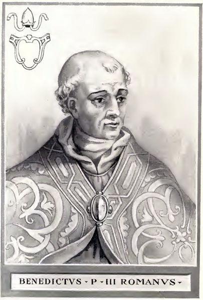 Benedict III