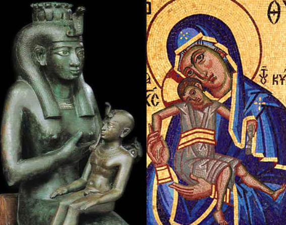 Isis and Horus vs Mary and Jesus: Coincidence or Copy?