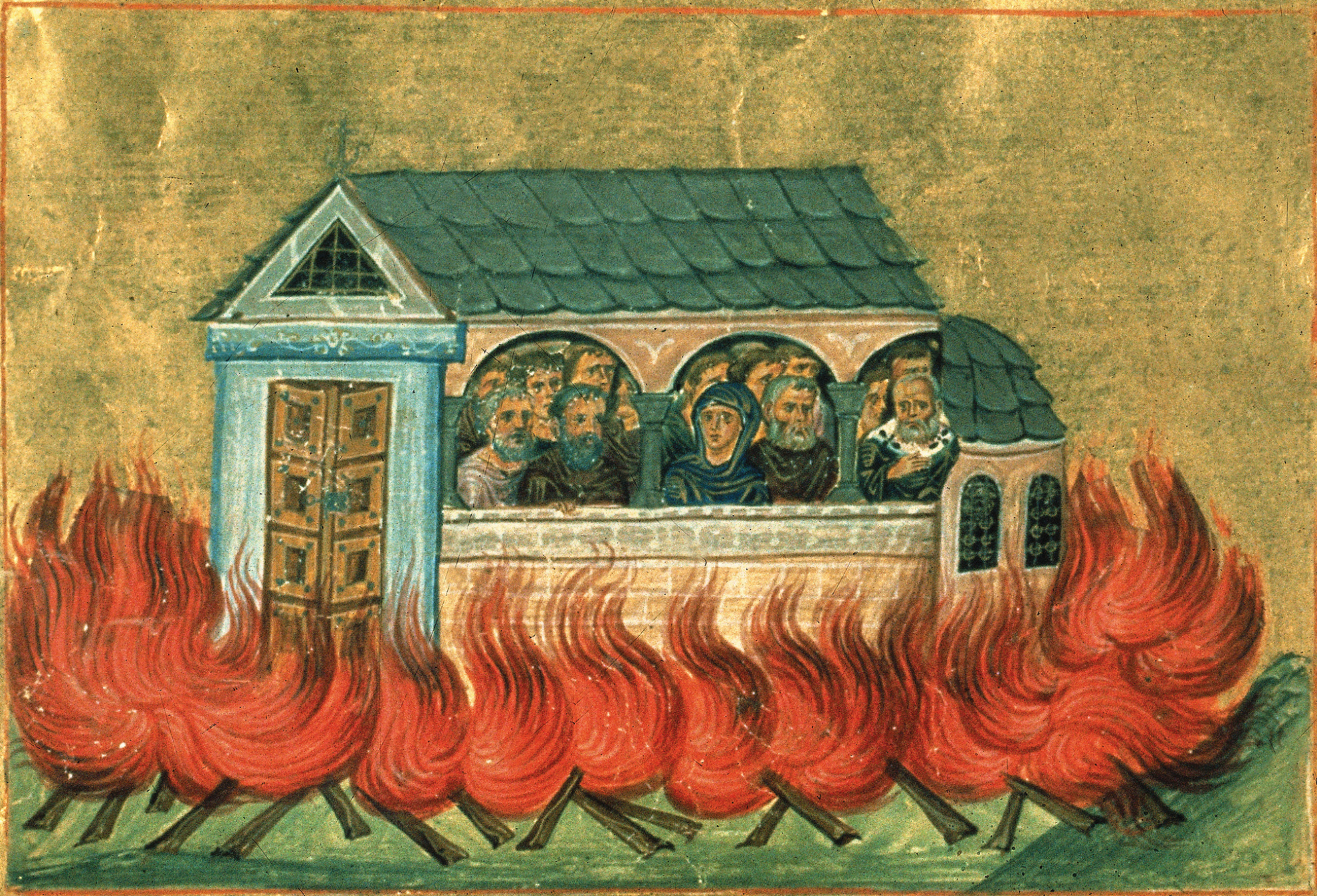 Diocletian-Martyrs of Nicomedia