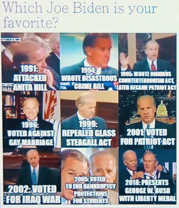 FavoriteJoeBiden
